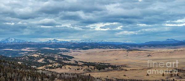 Photograph - Open Range by Tony Baca