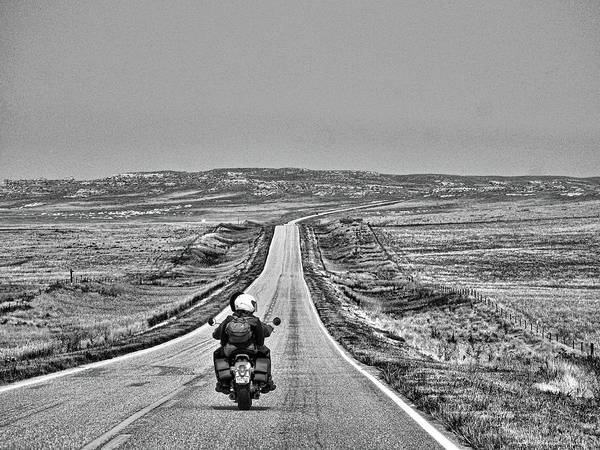 Photograph - Open Road by Robert Stanhope