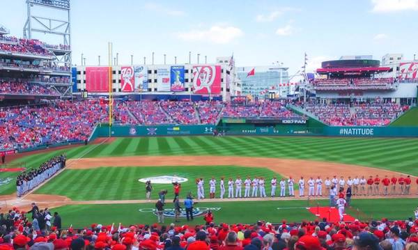 Photograph - Opening Day Lineups by Jeremy Guerin