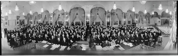 Wall Art - Photograph - Opening Session, American Jewish by Fred Schutz Collection