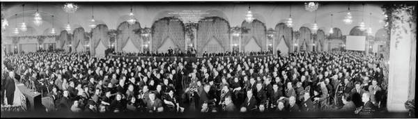 Wall Art - Photograph - Opening Session, National Conference by Fred Schutz Collection