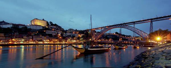 Douro Wall Art - Photograph - Oporto by Iñigo Fdz De Pinedo
