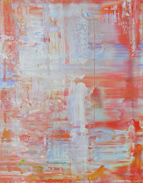 Wall Art - Painting - Opt.28.18 'broken Hymns' by Derek Kaplan