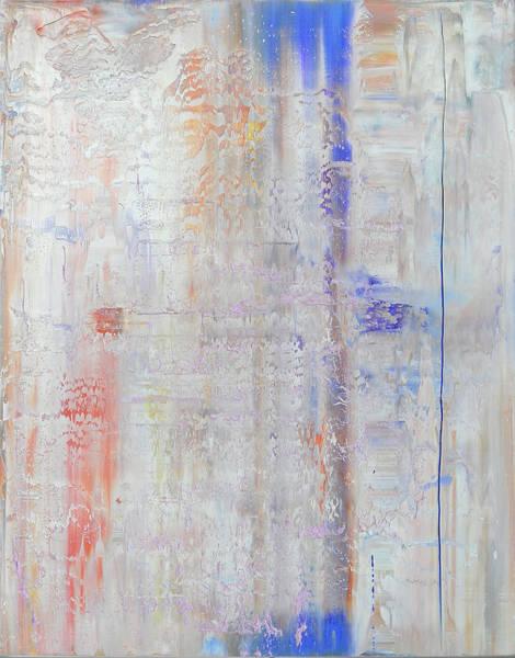 Wall Art - Painting - Opt.29.18 'devoted' by Derek Kaplan