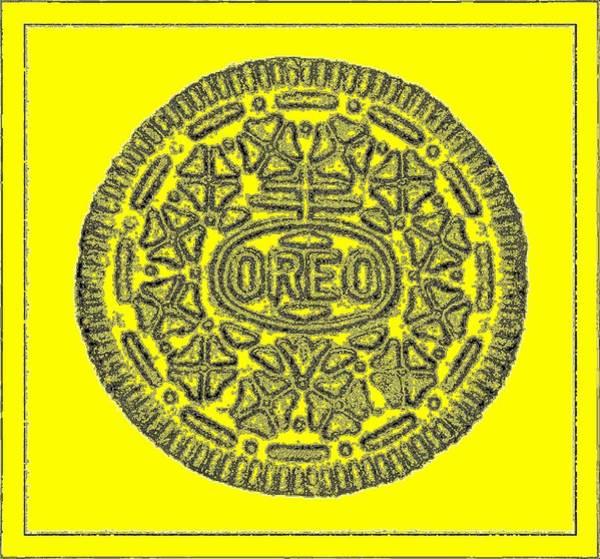 Photograph - Oreo Redux Yellow 6 by Rob Hans