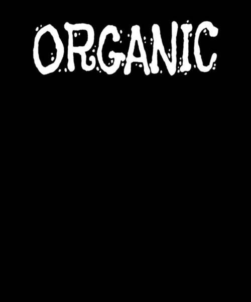 Organic Gardening Drawing - Organic Healthy Lifestyle Farm To Table Real Food Organic Farming by Kanig Designs