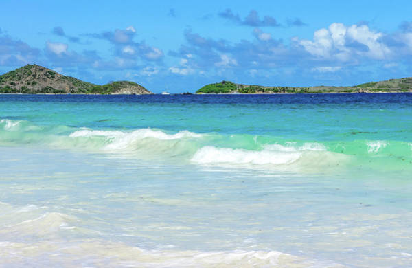 Photograph - Orient Beach View 2, St. Martin by Dawn Richards