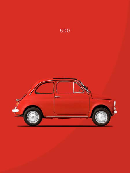 Original 500 Art Print