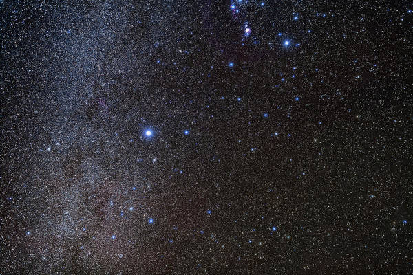 Wall Art - Photograph - Orions Companion Constellations, Lepus by Alan Dyer