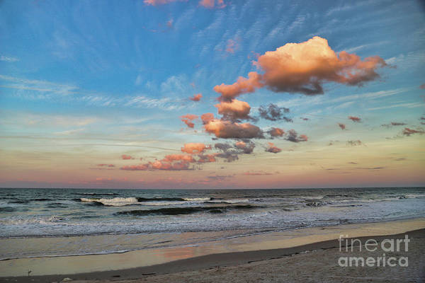 Wall Art - Photograph - Ormond Beach Sunset by Kelly Pennington