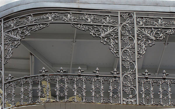 Photograph - Ornate Balcony by Jean Noren