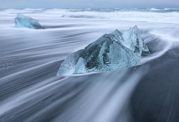 Photograph - Ornate Ice by Rob Davies