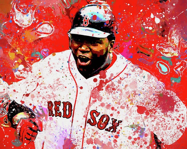 Wall Art - Painting - Ortiz by Dan Sproul