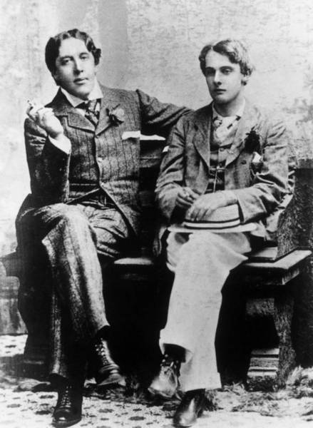 Wall Art - Photograph - Oscar And Bosey by Hulton Archive
