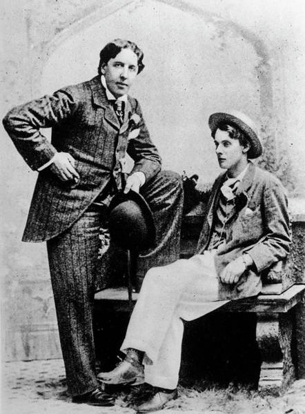 Scriptwriter Photograph - Oscar And Bosey by Time Life Pictures
