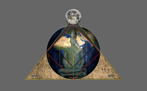 Digital Art - Osiris by Scott Onstott