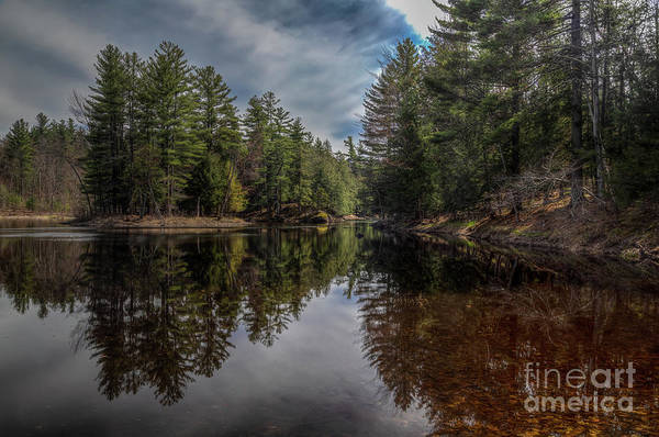 Photograph - Oswegatchie River by Roger Monahan