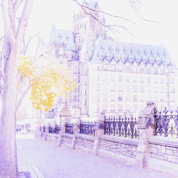 Photograph - Ottawa, Ontario, Canada - November 2018 - Confederation Building by Cristina Stefan