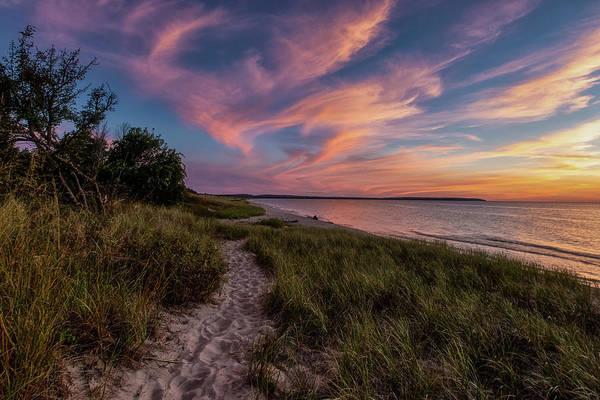 Photograph - Otter Creek Sunset by Heather Kenward
