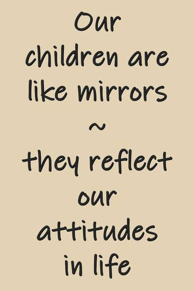 Digital Art - Our Children Are Like Mirrors by Movie Poster Prints