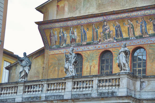 Photograph - Our Lady In Trastevere by JAMART Photography