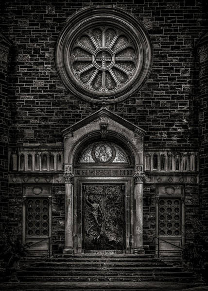Photograph - Our Lady Of Sorrows by Brian Carson