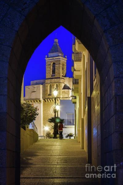 Photograph - Our Lady Of The O Church Rota Cadiz Spain by Pablo Avanzini