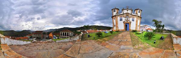 Minas Gerais Wall Art - Photograph - Ouro Preto by Photo By William Giles