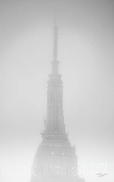 Wall Art - Photograph - Out Of The Mist by Marvin Spates