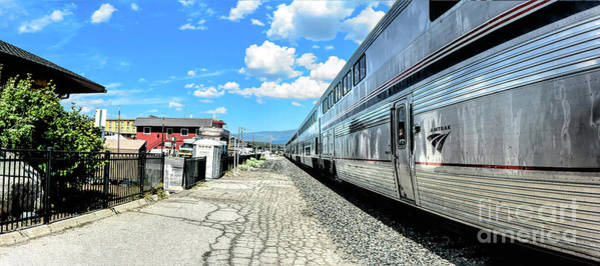 Photograph - Outbound From Truckee by Joe Lach