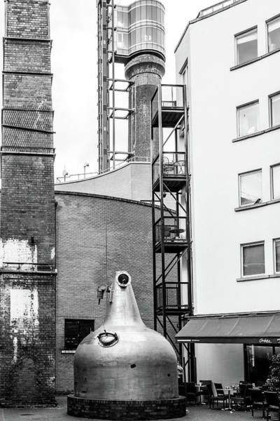 Photograph - Outside The Jameson Distillery by Georgia Fowler