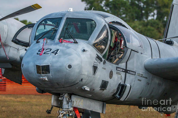 Photograph - Ov-10 by Tom Claud