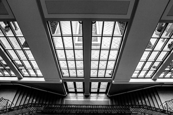 Photograph - Over The Balcony by Eric Christopher Jackson