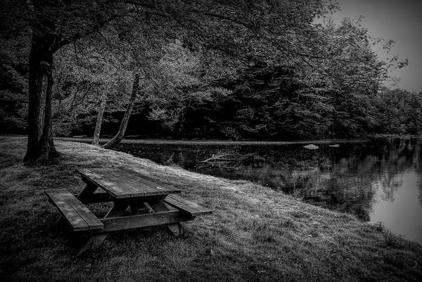 Photograph - Overlooking The Sugar River by Robert Stanhope