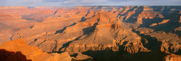 Wall Art - Photograph - Overview Buttes And Mesas From South Rim by Harald Sund