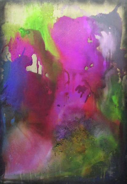Wall Art - Painting - Galaxy by Paul Kole