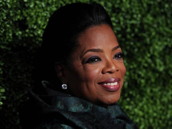 Oprah Wall Art - Photograph - Own Oprah Winfrey Networks 2011 Tca by Frazer Harrison
