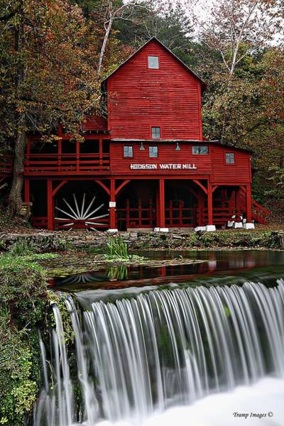 Photograph - Ozarks Mill by Wesley Nesbitt