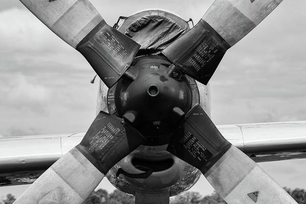 Photograph - P-3 Power by Chris Buff