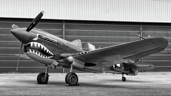 Photograph - P40 Warhawk  by Chris Buff
