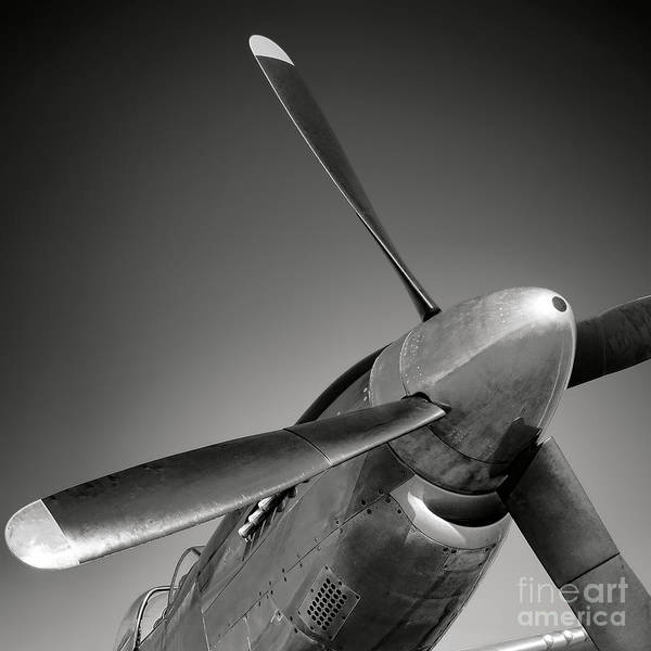 Wall Art - Photograph - P51 Mustang Legend by Olivier Le Queinec