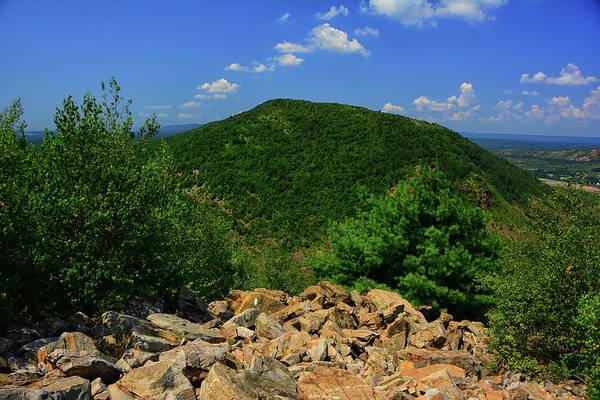 Photograph - Pa At Rocks On Lehigh Gap East by Raymond Salani III
