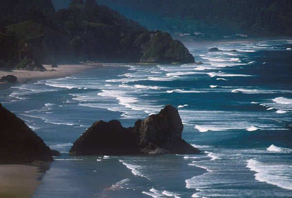 Wall Art - Photograph - Pacific Coast by David Hosking