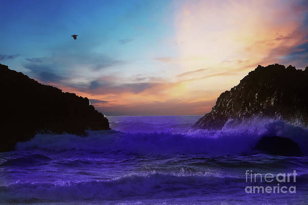 Wall Art - Photograph - Pacific Dreams by Jeff Swan