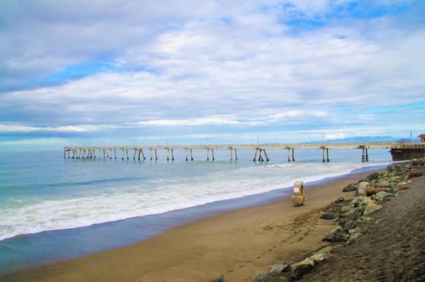 Photograph - Pacifica Municipal Pier - California by Bill Cannon
