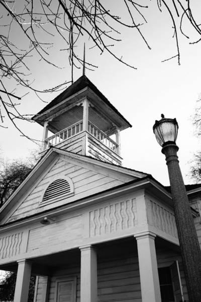Pioneer School Photograph - Packwood School by Brett Harvey