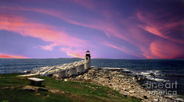 Wall Art - Photograph - Painted Marshall Sunrise by Skip Willits