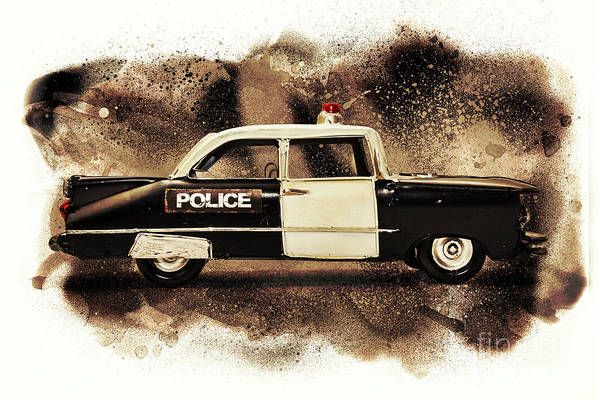 Wall Art - Photograph - Painted Patrol by Jorgo Photography - Wall Art Gallery