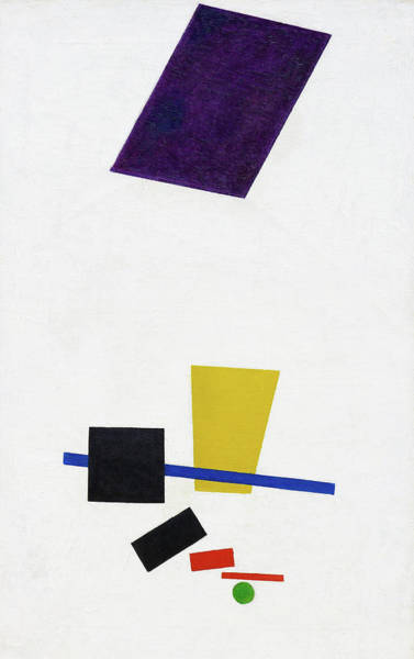 Wall Art - Painting - Painterly Realism Of A Football Player - Digital Remastered Edition by Kazimir Severinovich Malevich