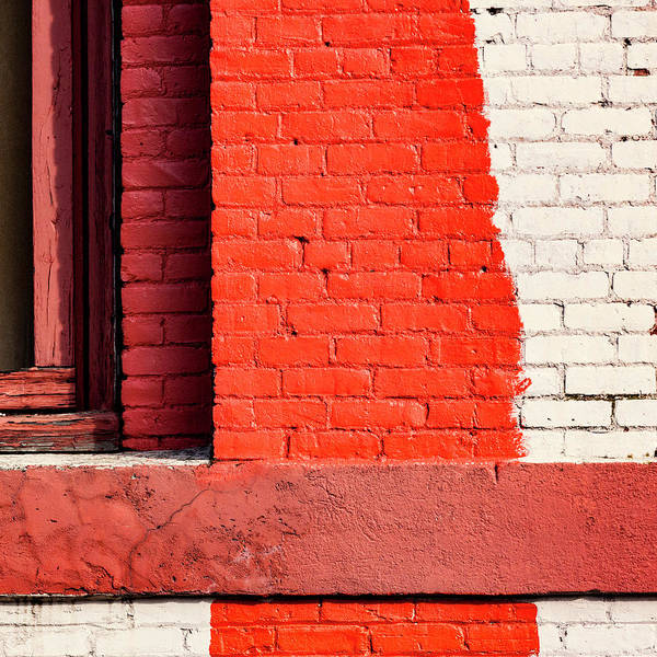 Wall Art - Photograph - Painting The Town Red Number 1 by Carol Leigh